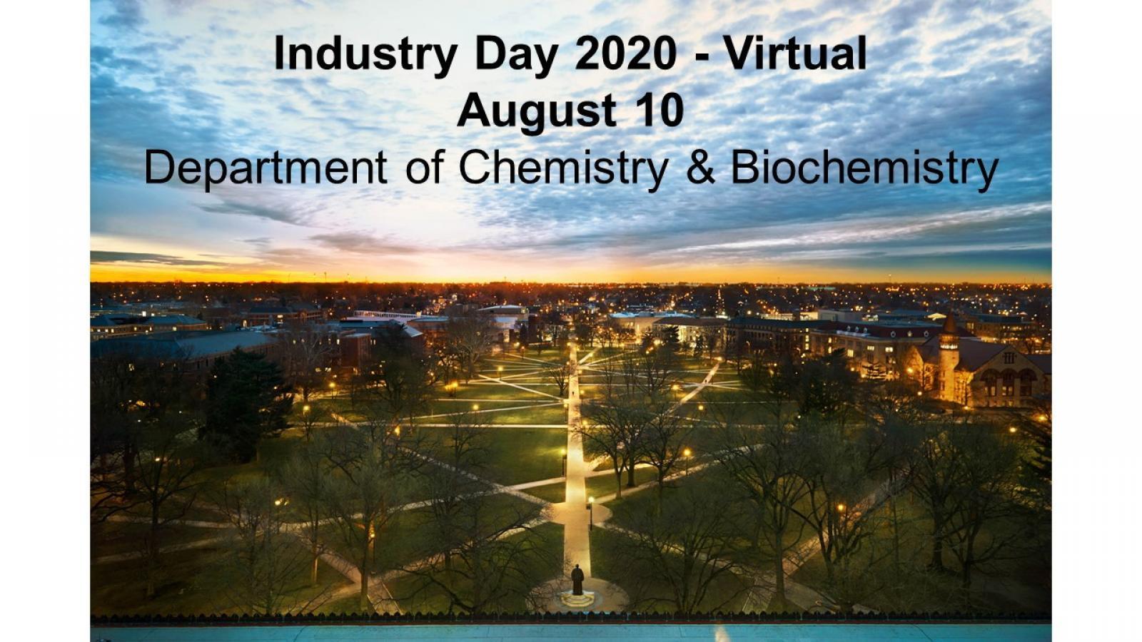 Industry Day 2020 - Virtual